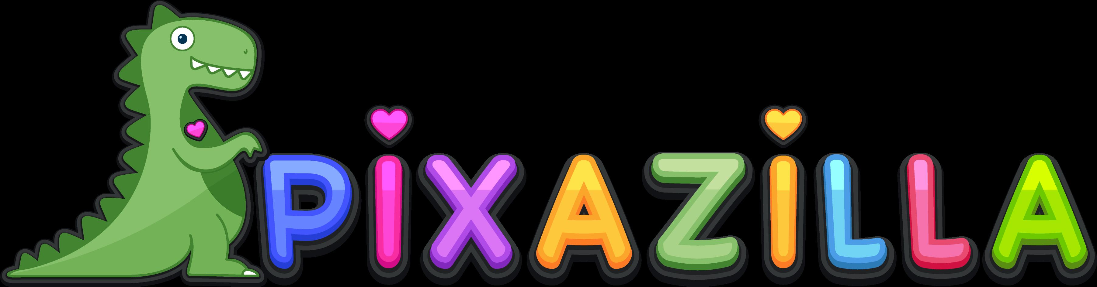 Pixazilla.hu logó